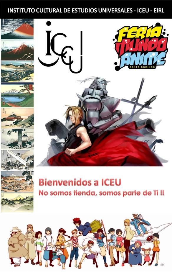 Feria Mundo Anime 2014
