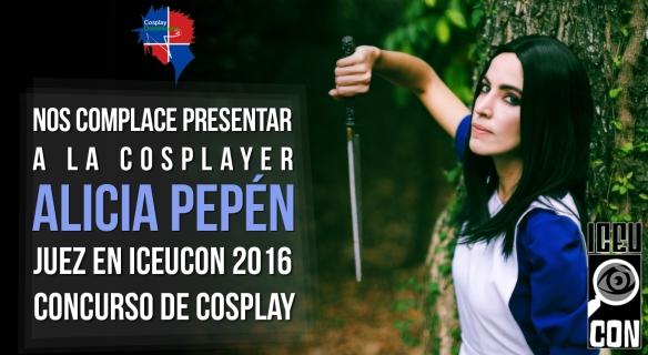 Jurado Alicia Pepén